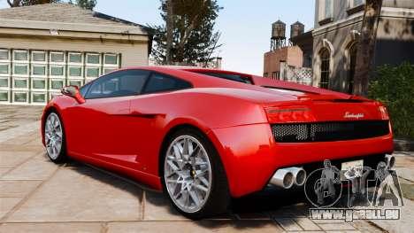 Lamborghini Gallardo LP560-4 [Final] v2 für GTA 4 linke Ansicht