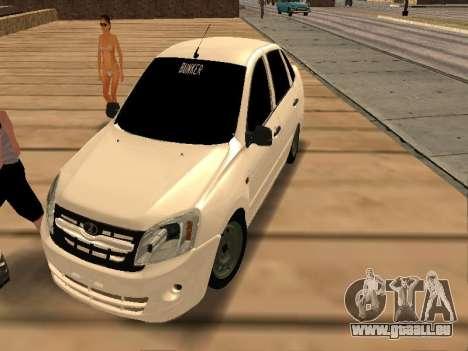 Lada Granta für GTA San Andreas