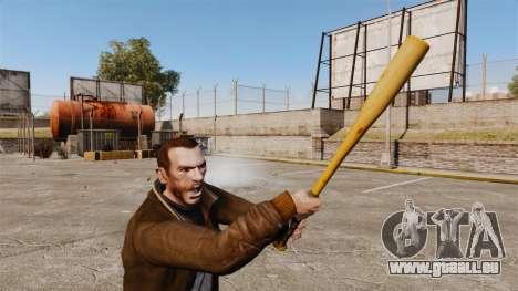 Neue Baseball-Schläger für GTA 4 dritte Screenshot