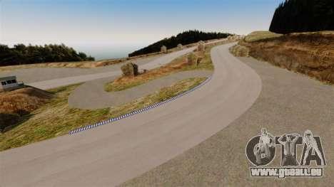 Nouvel emplacement Ebisu West pour GTA 4 sixième écran