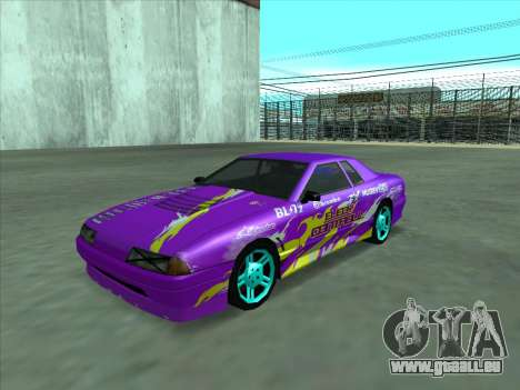 Drift elegy by KaMuKaD3e pour GTA San Andreas salon