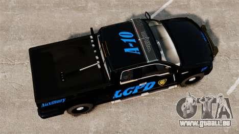 Ford F-150 v3.3 LCPD Auxiliary [ELS & EPM] v1 pour GTA 4 est un droit
