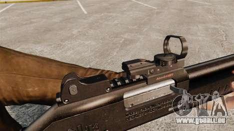 Tactique fusil de chasse Fabarm SDASS Forces Pro pour GTA 4 quatrième écran