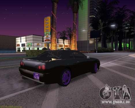 Elegy by Xtr.dor v2 für GTA San Andreas linke Ansicht