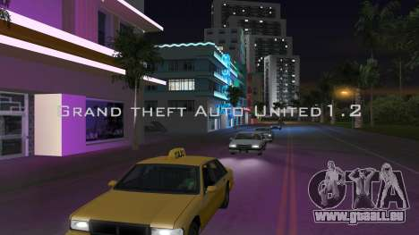 GTA United 1.2.0.1 für GTA San Andreas sechsten Screenshot