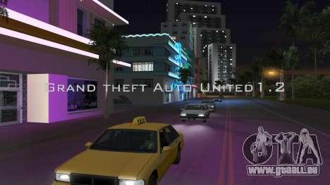 GTA United 1.2.0.1 für GTA San Andreas sechsten Screenshot