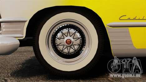 Cadillac Series 62 convertible 1949 [EPM] v2 pour GTA 4 Vue arrière