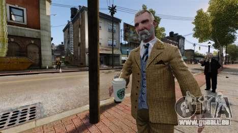 Une nouvelle tasse de café pour GTA 4