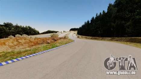 Nouvel emplacement Ebisu West pour GTA 4 cinquième écran