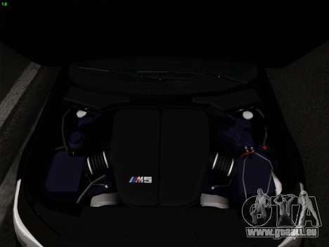 BMW M5 Hamann pour GTA San Andreas