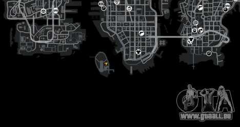 Fußballplatz für GTA 4 fünften Screenshot