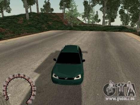 Lada 1117 Kalina für GTA San Andreas