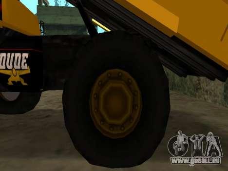 Neue Dumper für GTA San Andreas Unteransicht
