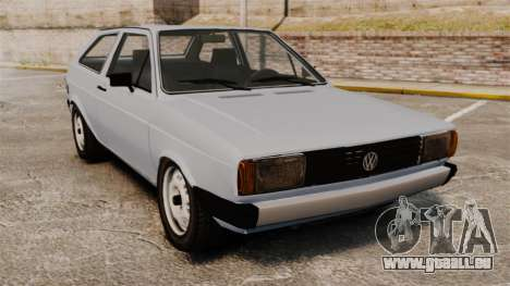 Volkswagen Gol LS 1986 pour GTA 4