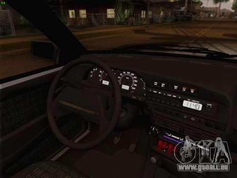 ВАЗ 2114 pour GTA San Andreas moteur