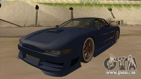 Infernus 2013 für GTA San Andreas
