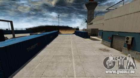 Piste racing v1.1 pour GTA 4 secondes d'écran