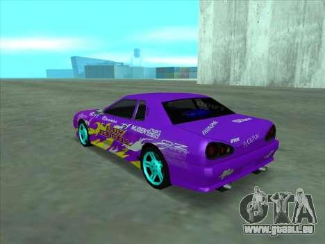 Drift elegy by KaMuKaD3e für GTA San Andreas Motor