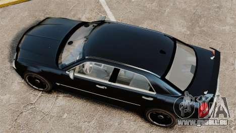 Chrysler 300C Pimped pour GTA 4 est un droit