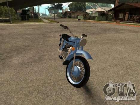 Ural m-67 für GTA San Andreas