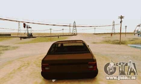 Fiat Duna für GTA San Andreas rechten Ansicht