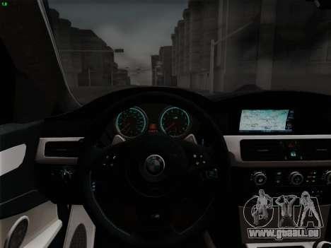 BMW M5 Hamann pour GTA San Andreas roue