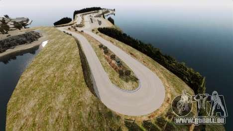 Nouvel emplacement Ebisu West pour GTA 4