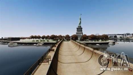 La nouvelle route vers le bonheur pour GTA 4 secondes d'écran