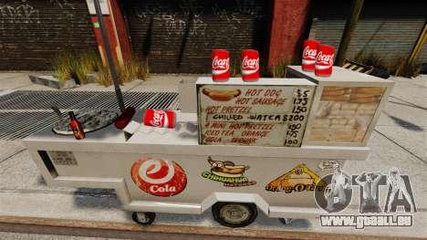 Kohlensäurehaltige Getränke Coca-Cola für GTA 4