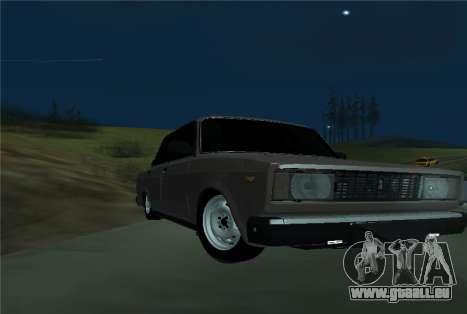 VAZ 21053 pour GTA San Andreas laissé vue