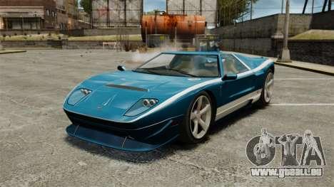 Nouvelle Bullet GT pour GTA 4