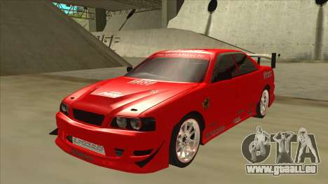 Toyota Chaser JZX100 DriftMuscle pour GTA San Andreas