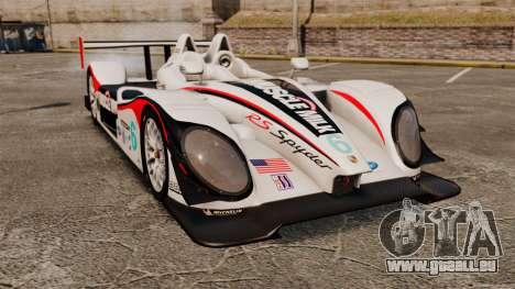 Porsche RS Spyder Evo für GTA 4
