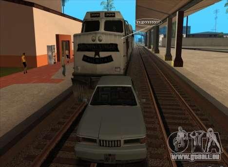 Pfifferling für Züge für GTA San Andreas