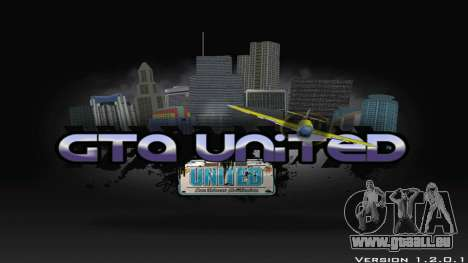 GTA United 1.2.0.1 für GTA San Andreas