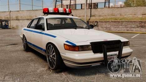 Polizei auf ein 20-Zoll-Laufwerken für GTA 4