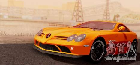 Extreme ENBSeries 2.0 pour GTA San Andreas deuxième écran