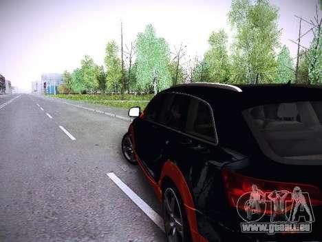 ABT AS7 V1.0 2009 pour GTA San Andreas vue de droite