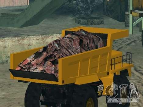 Nouveau Dumper pour GTA San Andreas roue