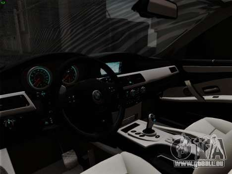 BMW M5 Hamann für GTA San Andreas Motor