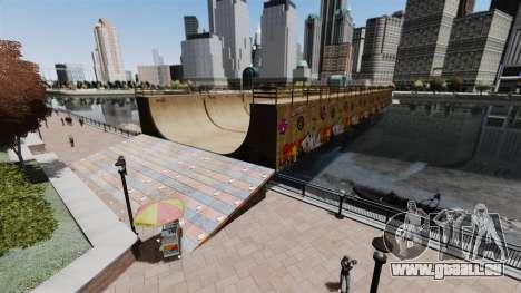 La nouvelle route vers le bonheur pour GTA 4 troisième écran
