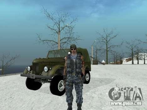 Commando für GTA San Andreas