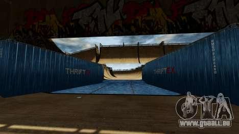 Piste racing v1.1 pour GTA 4 troisième écran