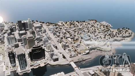 Camera Hack Video Editor pour GTA 4 troisième écran