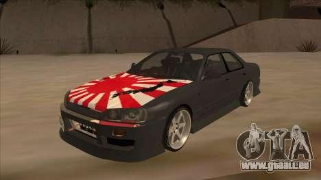 Nissan Skyline ER34 Street Style für GTA San Andreas