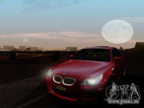 BMW M5 Hamann für GTA San Andreas