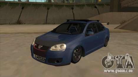 Volkswagen Bora GTI 2011 v1 pour GTA San Andreas