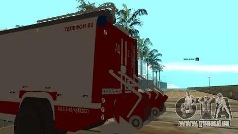 5245 Ramaz MOE für GTA San Andreas zurück linke Ansicht