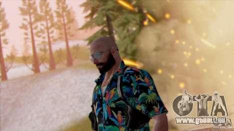 Max Payne 3 für GTA San Andreas dritten Screenshot