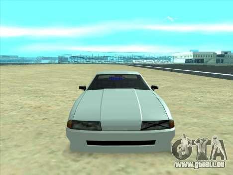 Drift elegy by KaMuKaD3e für GTA San Andreas rechten Ansicht